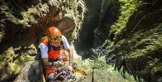 Canyon Trekking Bali, Indonesia Extreme Sport