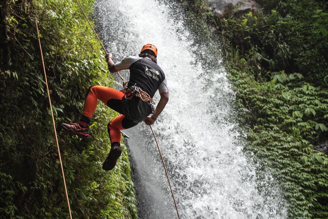 Adventure Spirit Bali Canyoning Team Canyoning Bali